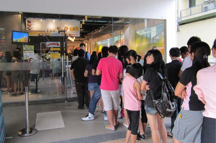 Snowflake Puchong Grand Opening Buy 1 Free 1 Promotion