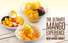 Snowflake Ultimate Mango
